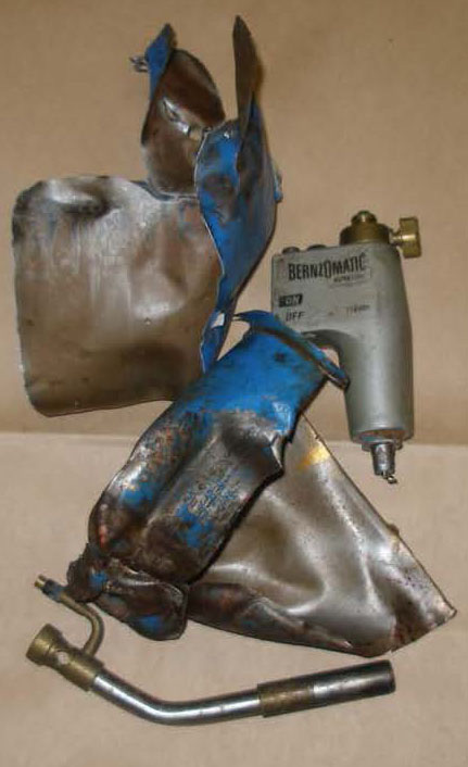 defect-steel - Handheld Torch Defect and Injury Database For